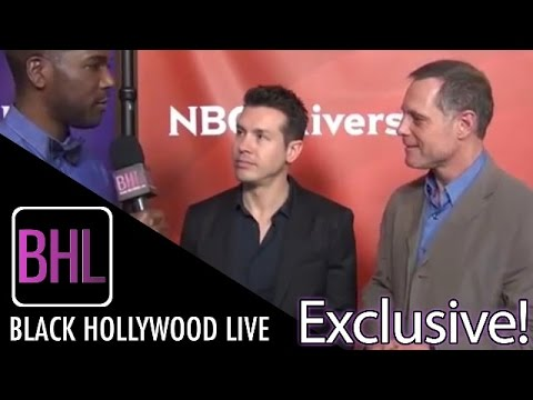 Jason Beghe & Jon Seda from NBC