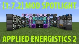 [1.7.2 | German | HD] Mod Spotlight / Tutorial Applied Energistics 2 | Teil 5