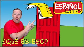¿Qué es eso? canción | Música para niños con Steve and Maggie Español Latino