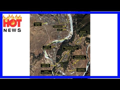 Plumes seen at plutonium plant may belie Kim Jong Un's disarmament talk | HOT NEWS