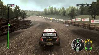 WRC FIA World Rally Championship PC GamePlay HD 720p