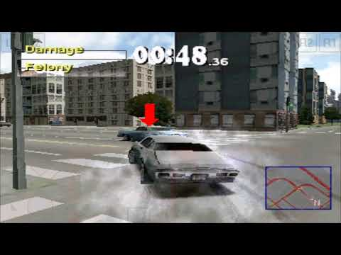Driver 2 Let's Play Chicago - Missão 2 Chase the Witness