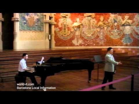 Catalan Music Palace