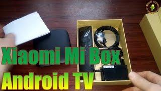 Xiaomi Mi Android TV Box (обзор)
