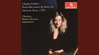 Harpsichord Suite No. 1 in C Major: I. Allemande: Noblement