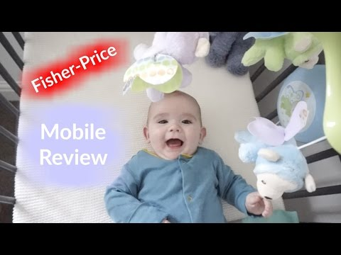 Fisher-Price Butterfly Dreams 3-in-1 Projection Mobile | AD