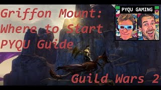 Guild Wars 2 Path Of Fire New Mount