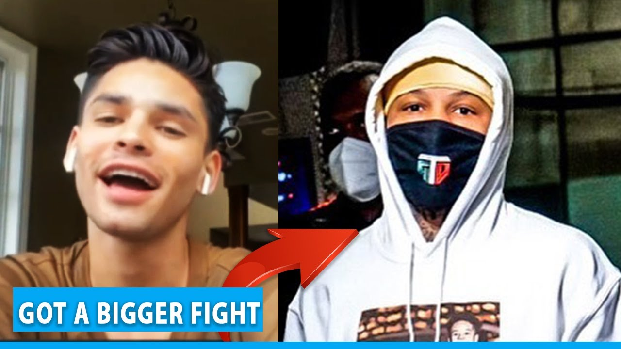 Ryan Garcia Hints at Possible Manny Pacquiao Bout on Instagram