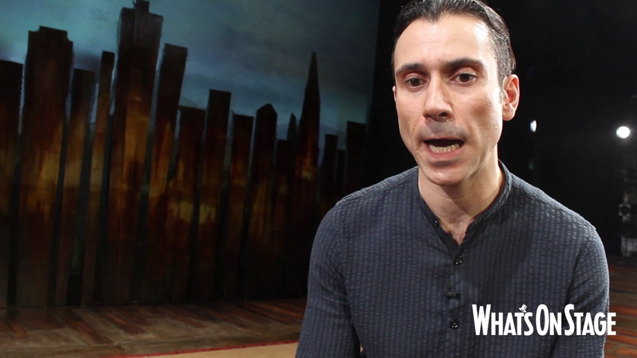 we meet the cast of kite runner in the west end we meet the cast of kite runner in the west end