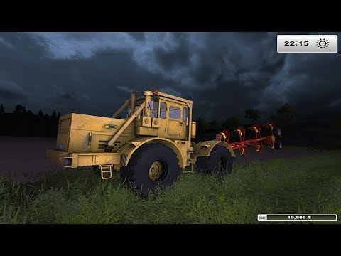 Farming Simulator 2013. Titanium Edition - Взводный стрим на тракторах - Slayer и Rezonans