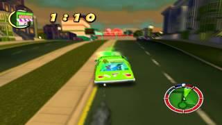 The Simpsons: Hit & Run (PC) walkthrough - Nerd Race Queen