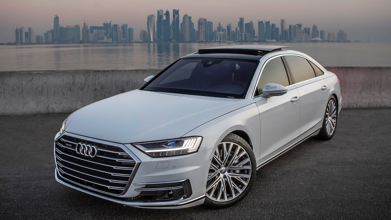 THE BIG DADDY NEW AUDI A LWB In PERFECT SPEC HpNm - All white audi