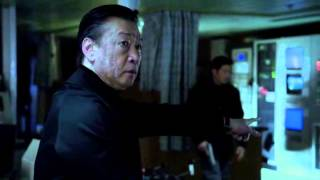 Jack Bauer vs. Cheng Zhi and his men