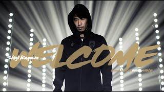 Kagawa is here - PAOK TV