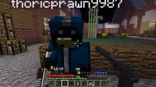 Crafting dead Minecraft roleplay New recruit