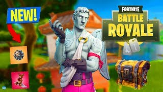NEW PLASMA GRENADE & LEGENDARY LOOT SHRINES ! NEW SKINS TONIGHT!-(FORTNITE : BATTLE ROYALE)