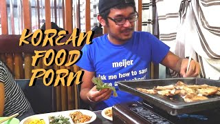 CEBU KOREAN FOOD PORN AT BADA KOREAN RESTAURANT