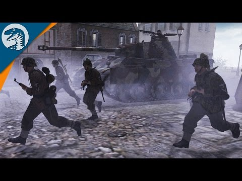 OPERATION: SEA LION DEFENSE | RobZ Realism | Men of War: Assault Squad 2 [MOD] Gameplay