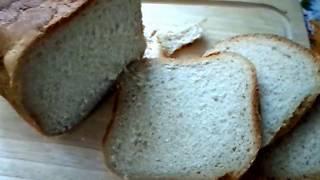 Белый хлеб  в хлебопечке Redmond RBM-M1911