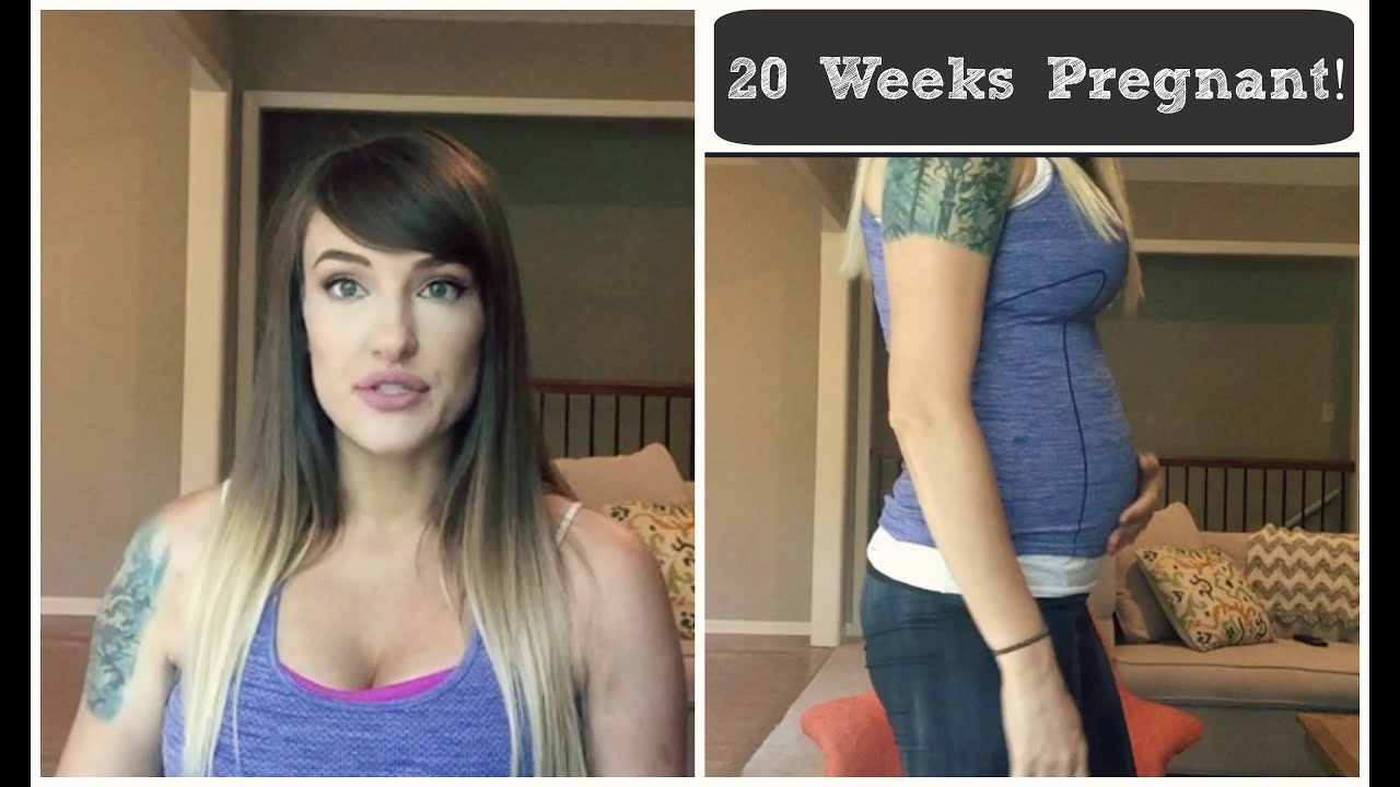 20 Weeks Pregnant + Belly