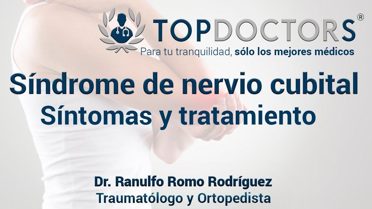 Síndrome de nervio cubital: Síntomas y tratamientos - YouTube