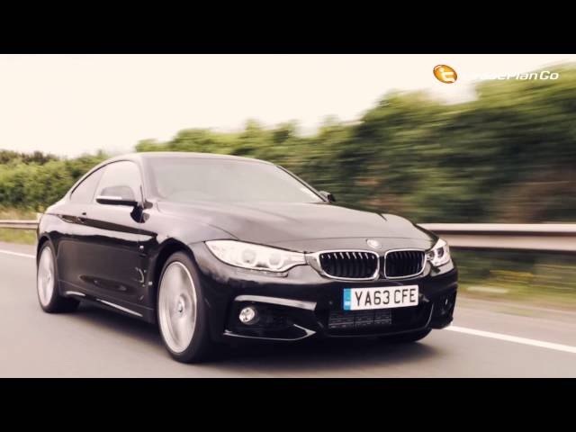 BMW 4 Series Review and Road Test | LeasePlan Go