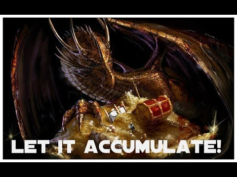 Guild Wars 2 - Gold just Accumulates