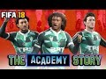 FIFA 18 The Academy Story Live - Season 4 - Stream 1