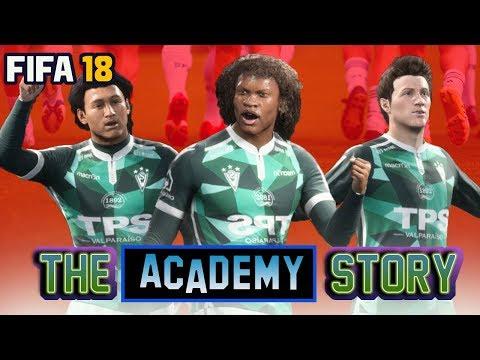 FIFA 18 The Academy Story Live - Season 4 - Stream 1