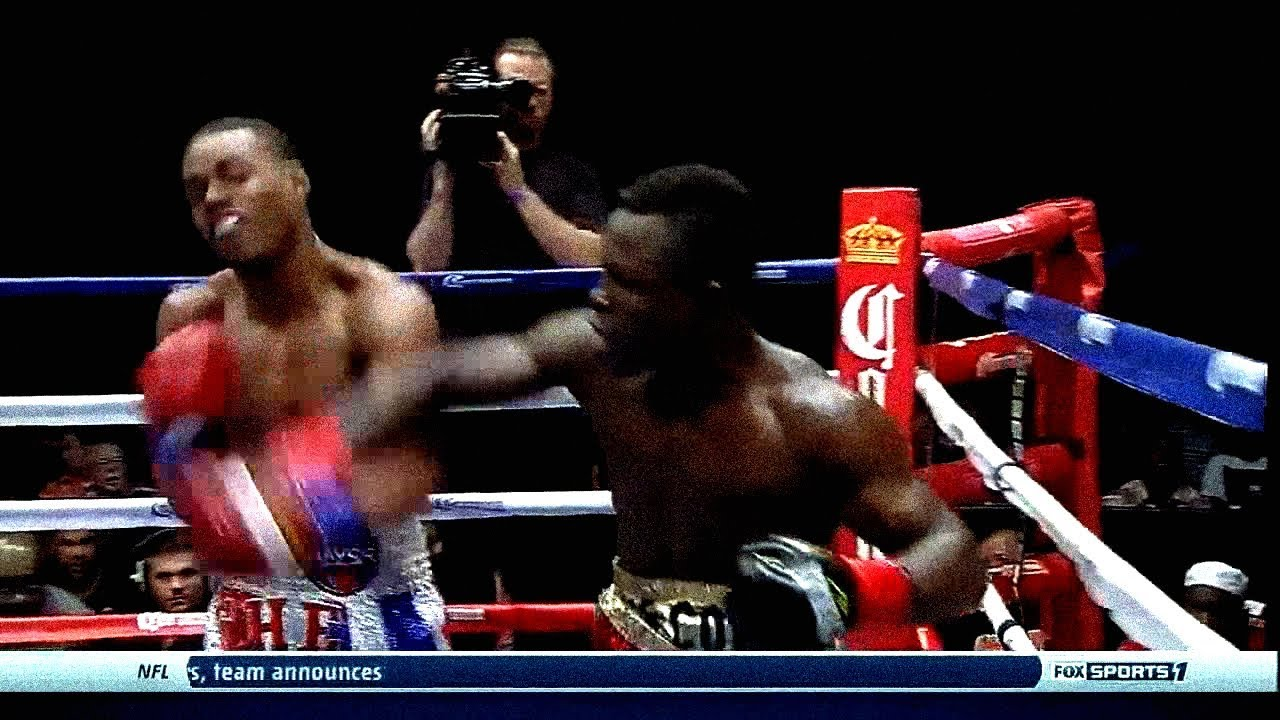 Errol Spence Gets Rocked!!! Part 2
