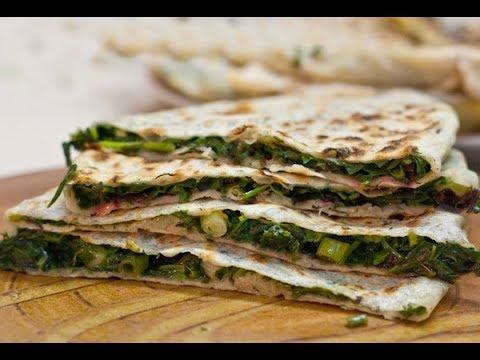 Ժենգյալով հաց // Bread With Herbs // Zhengyalov Hac // Որտեղից է սերել ժենգյալով հացը //