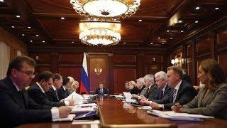 Медведев усомнился в компетентности губернаторов. Состоялся жесткий разговор
