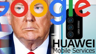 Huawei Moves to Replace Google