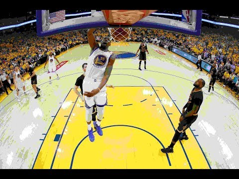 Kevin Durant FULL Finals Game 2 Highlights