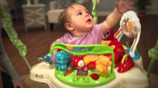 K7198 - Fisher Price - Yağmur Ormanı Jumperoo