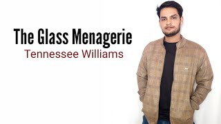 The Glass Menagerie : by Tennessee Williams in Hindi