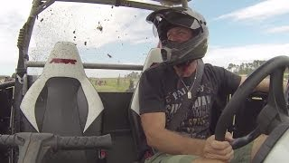 Jase preparing for the Superior Engineering Short Course Race ► All 4 Adventure TV