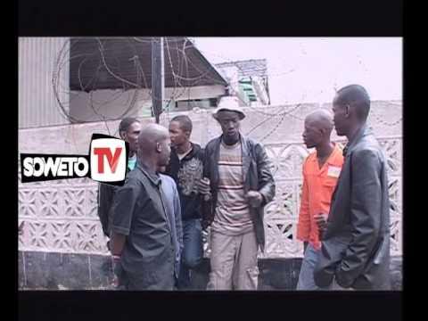 Spoken Word byMakhafula Vilakazi [Soweto TV]