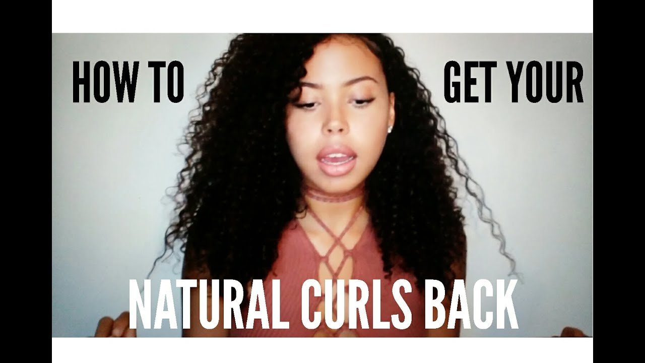my hair is curly how can i style it my curly hair journey how to get your curls 8169 | maxresdefault
