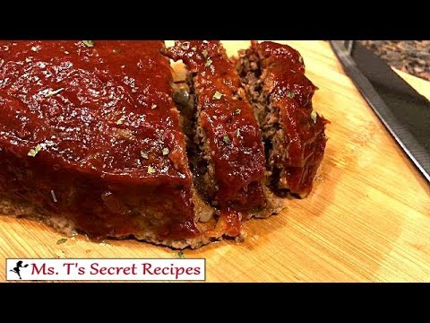 How To Make Meatloaf  | 🍴 The Secret To Juicy And Delicious Meatloaf 🍞