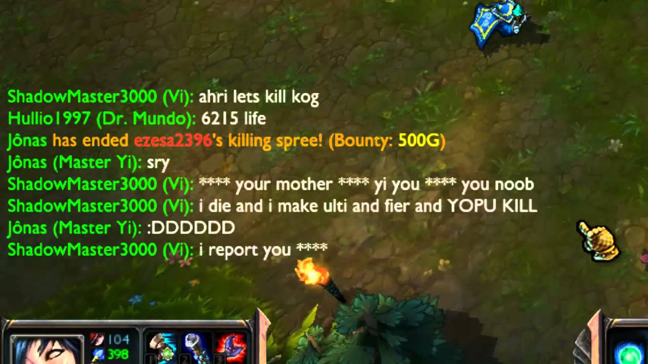 How to disable, remove chat in League of Legends   ChiBoost