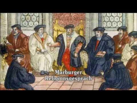 Calvin vs. Luther, 10 vor 11, dctp