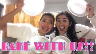 Baking A Cake | Sage & Rubie