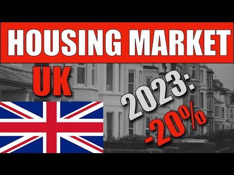 🔵 Housing Market Crash - 2021 UK