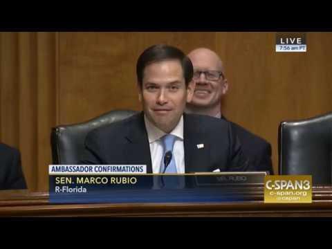 Marco Rubio Suggests Trump Nominate Tom Brady as Ambassador to Brazil
