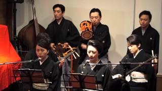 長唄『鞍馬山』 麹町邦楽ライブ Vol.Ⅲ