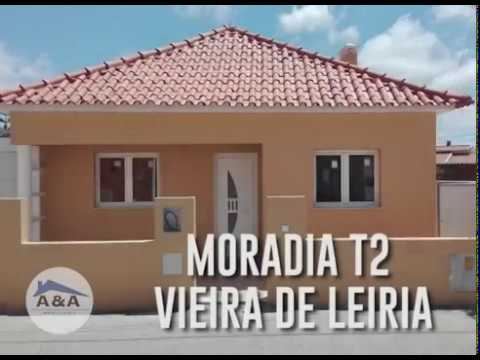 Moradia T2 - Vieira de Leiria