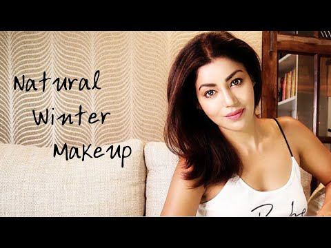 Natural winter make up with only 5 products | HINDI | Debina Decodes | Beauty Ep 40