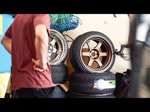 Achieving the perfect widebody fitment!