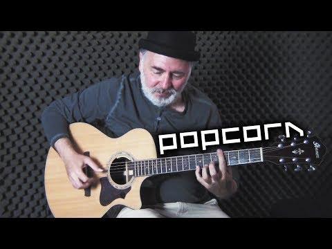POPCORN  – Igor Presnyakov – fingerstyle guitar cover